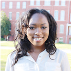 Kelsey Gallant featured in Spelman Connection for Breast Cancer Presentation
