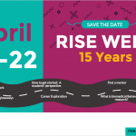 **RISE Week/Celebrating 15 Years***
